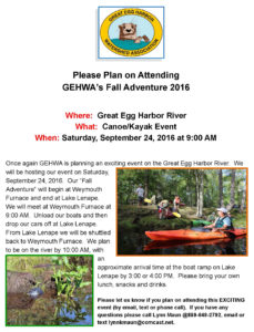 Canoe-Kayak Event