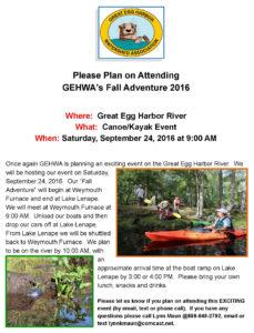 Canoe-Kayak Event